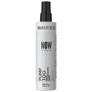 NOW Styling - Pump Too Root Volumising Spray 200ml