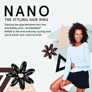 Invisibobble Nano - Free Gift Over £25