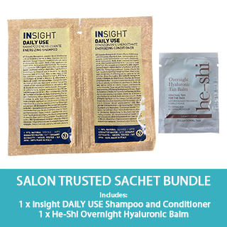 Insight Nourishing Duo Sachet + ABC Wash & Lotion Sachets x 4