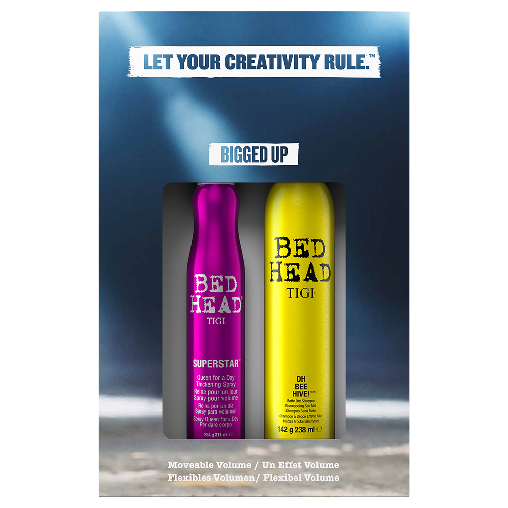 Tigi Bedhead Bigged Up Gift Pack