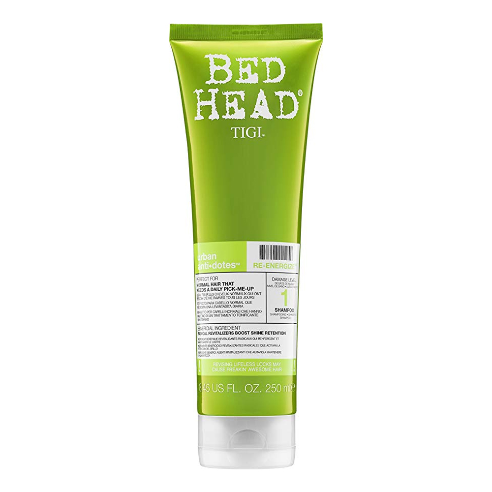 Bed Head Re-Energize No.1 Shampoo 250ml