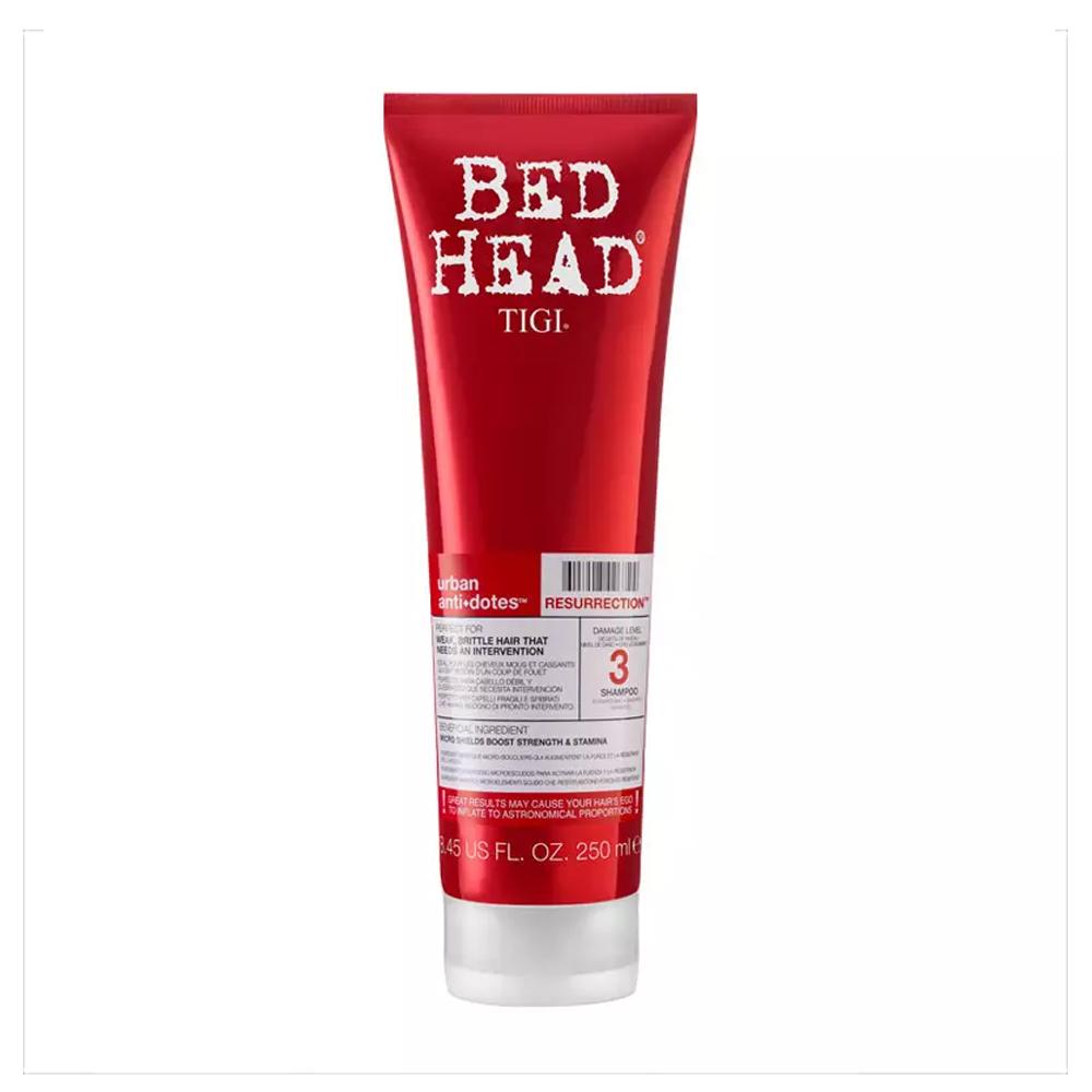 Bed Head Resurrection No.3 Shampoo 250ml