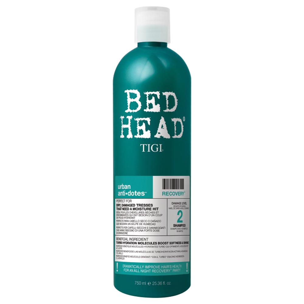 Bed Head Recovery No.2 Shampoo 750ml