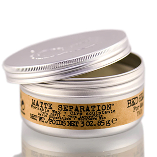 Bed Head For Men - Matte Separation Wax 75g