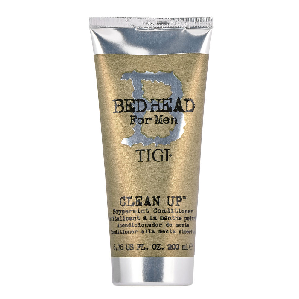 Tigi Bed Head For Men Clean Up Daily Conditioner 200ml