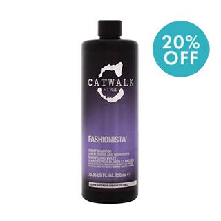 Catwalk Fashionista Blonde Shampoo 750ml