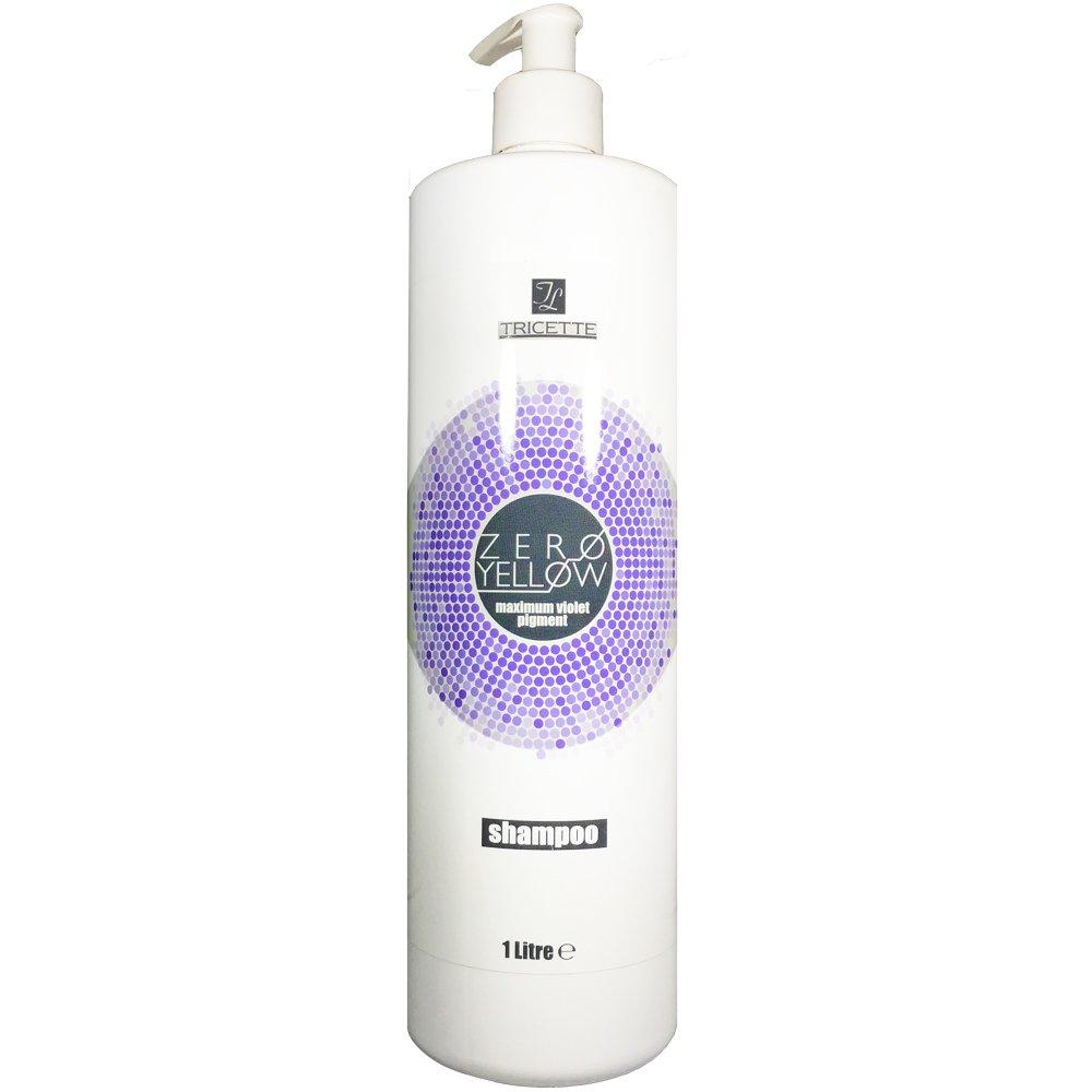 Zero Yellow Shampoo Litre