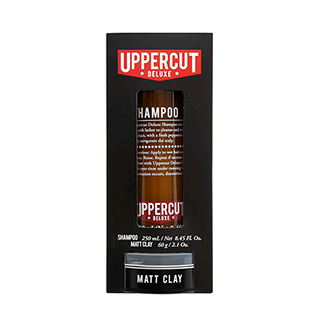 Uppercut Shampoo/Matt Clay Duo Kit