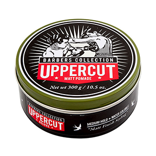 Uppercut Matt Pomade Barber Tin 300g