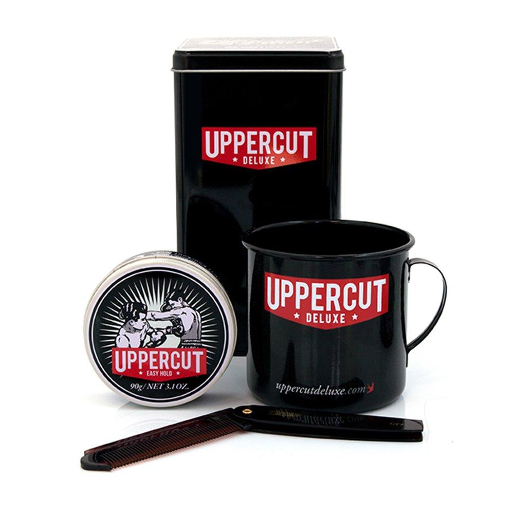 Uppercut Mug, Comb & Tin Kit