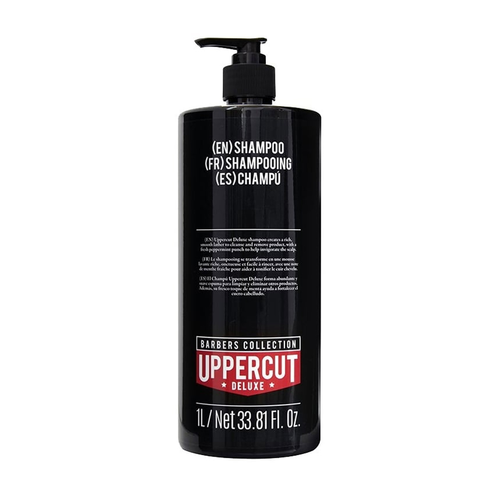 Uppercut Barber Collection Shampoo Litre