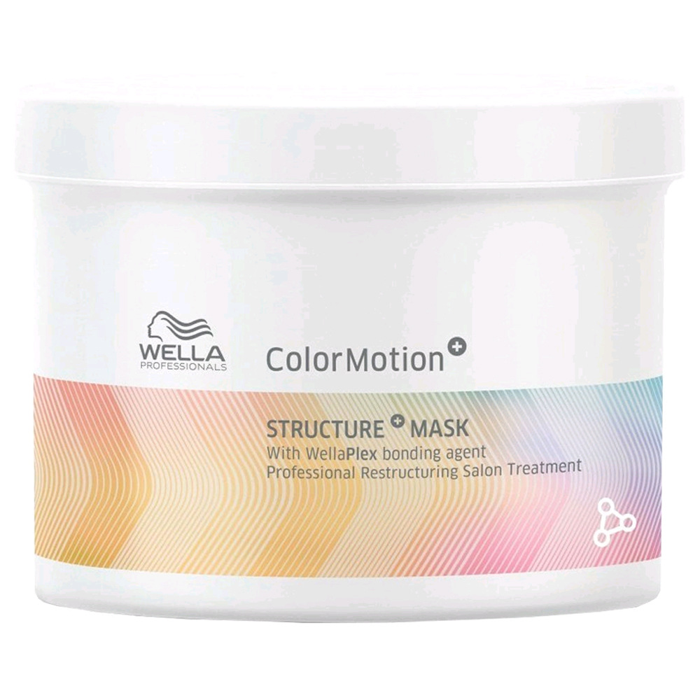 New Wella Color Motion Structure+ Mask 500ml