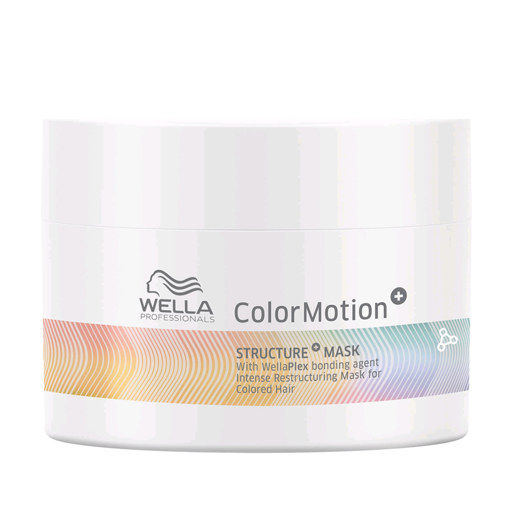 New Wella Color Motion Structure+ Mask 150ml
