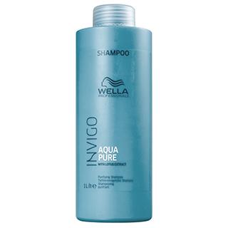 Wella Invigo Balance Aqua Pure Shampoo 1 Litre