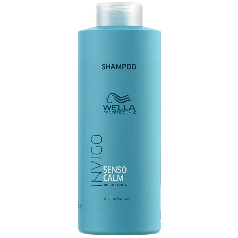 Wella Invigo Balance Senso Calm Shampoo 1 Litre