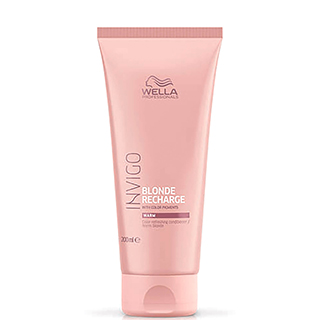Wella Invigo Blonde Recharge Warm Blonde Conditioner 200ml