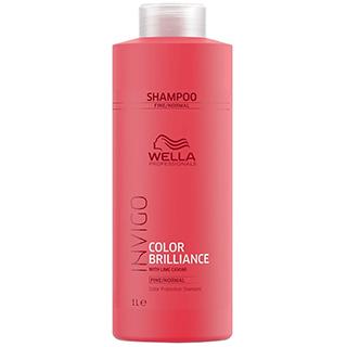 Wella Invigo Color Brilliance Shampoo Fine 1 Litre
