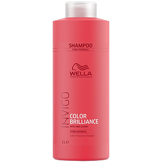 Wella Invigo Color Brilliance Conditioner Fine 1Ltr